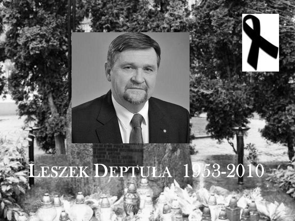 L ESZEK D EPTU Ł A 1953-2010