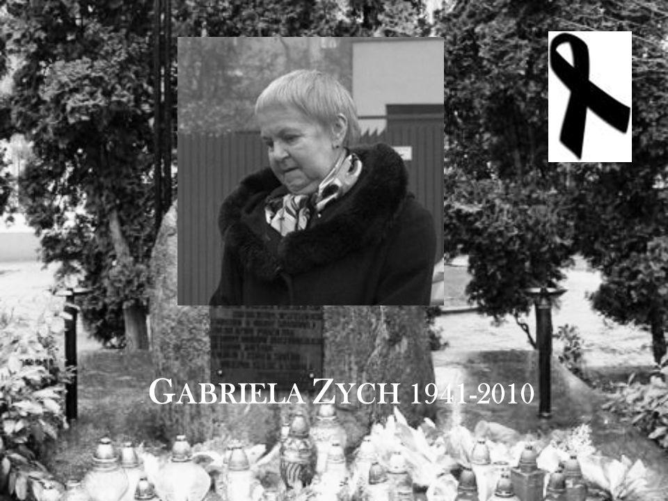 G ABRIELA Z YCH 1941-2010