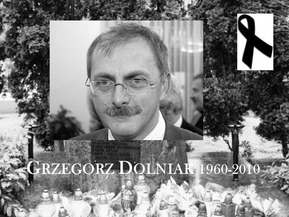 G RZEGORZ D OLNIAK 1960-2010