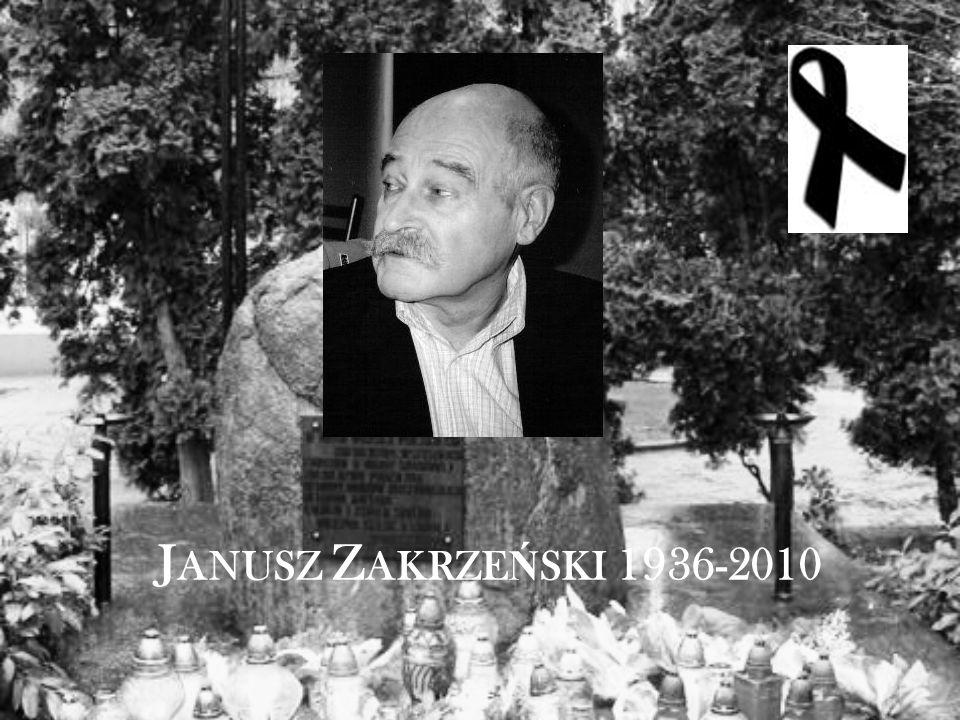 J ANUSZ Z AKRZE Ń SKI 1936-2010