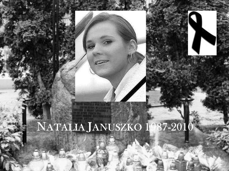 N ATALIA J ANUSZKO 1987-2010