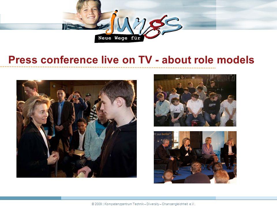 © 2009 | Kompetenzzentrum Technik – Diversity – Chancengleichheit e.V.