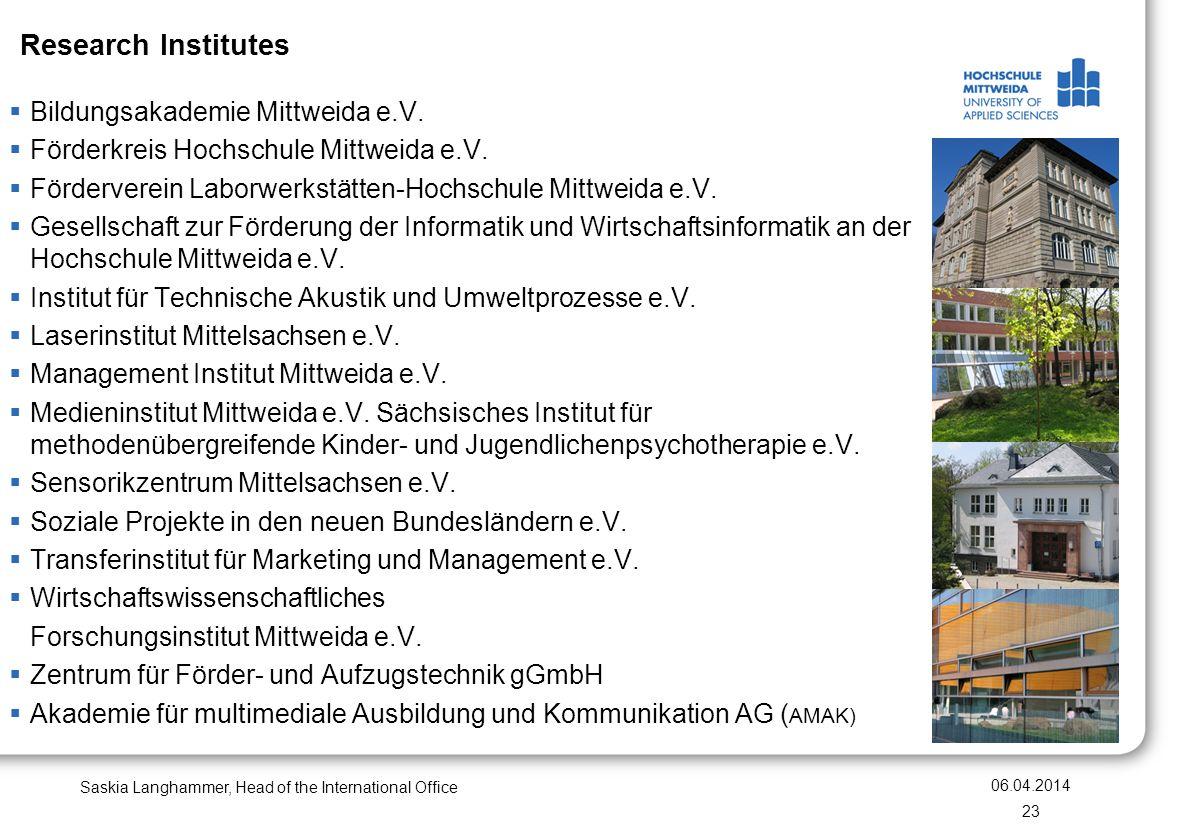 Bildungsakademie Mittweida e.V. Förderkreis Hochschule Mittweida e.V. Förderverein Laborwerkstätten-Hochschule Mittweida e.V. Gesellschaft zur Förderu