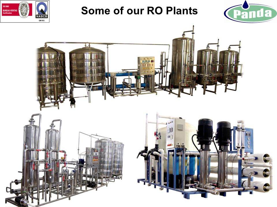 RO Applications Boiler Feed water Treatment Food & Beverage Power Generation Industries Sea water Desalination Recycling Industrial Effluent & Domesti
