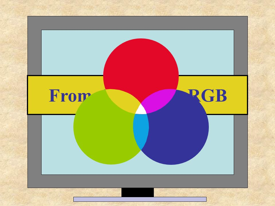 From sRGB to opRGB