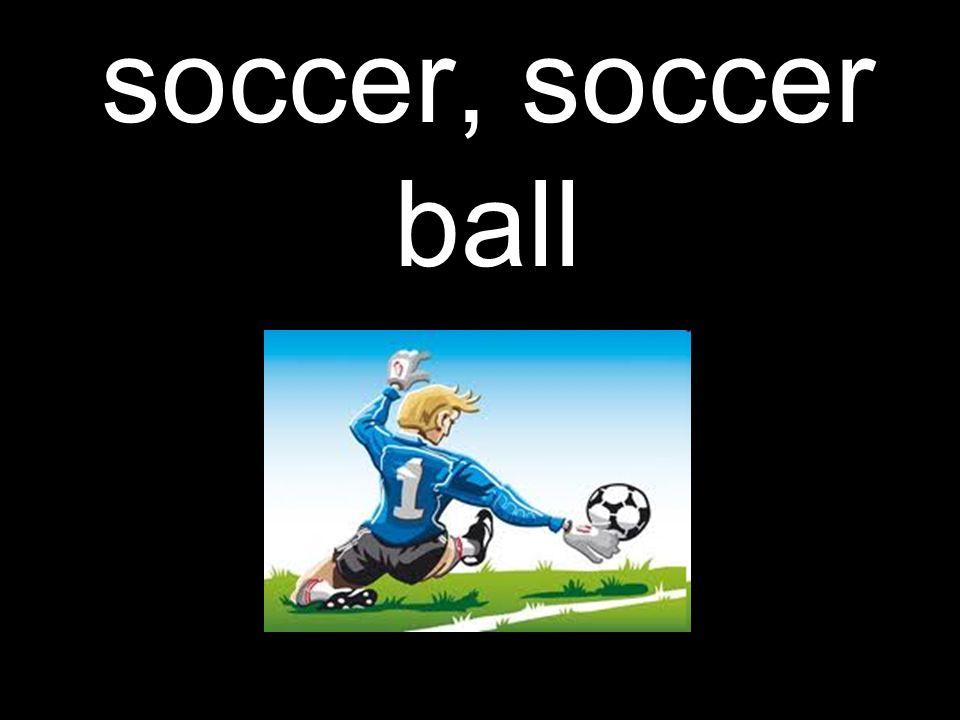 soccer, soccer ball