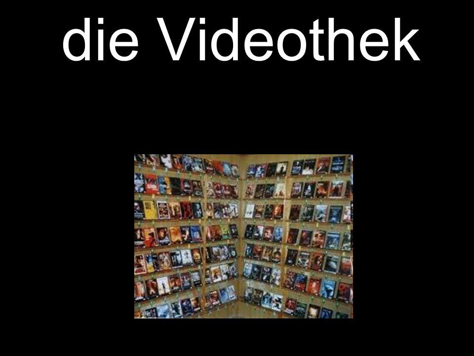 die Videothek