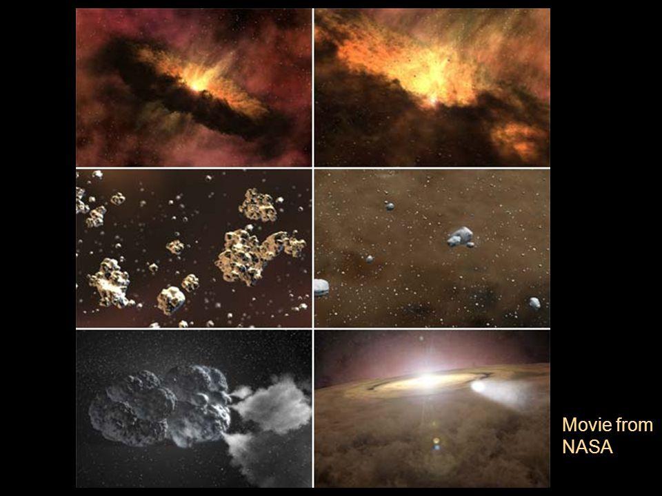 Movie from NASA