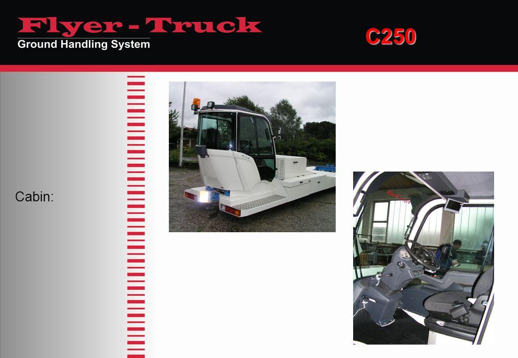 C250 Cabin: