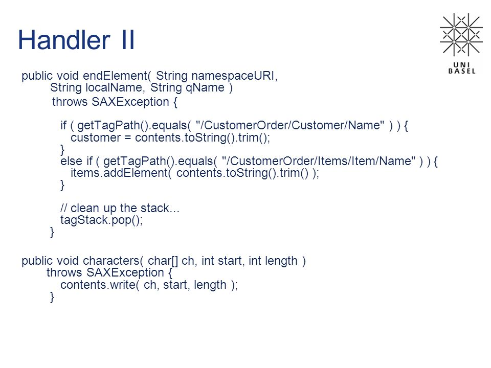 XSL I <xsl:stylesheet xmlns:xsl= http://www.w3.org/1999/XSL/Transform xmlns:fo= http://www.w3.org/1999/XSL/Format version= 1.0 > UNIBS DataBase Studierenden-Datenbank der Uni Basel &nbsp;&nbsp; Name: &nbsp;&nbsp; Vorname: …