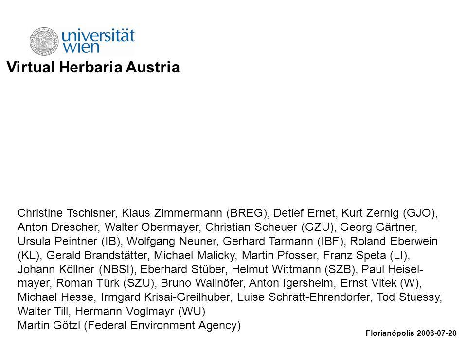 Christine Tschisner, Klaus Zimmermann (BREG), Detlef Ernet, Kurt Zernig (GJO), Anton Drescher, Walter Obermayer, Christian Scheuer (GZU), Georg Gärtne