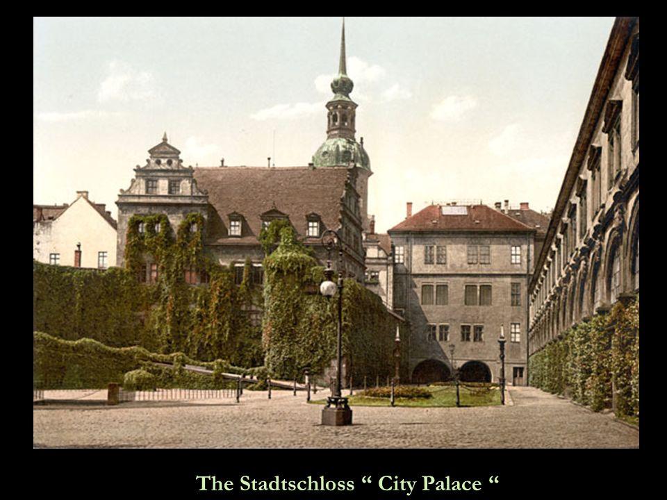 The Stadtschloss City Palace