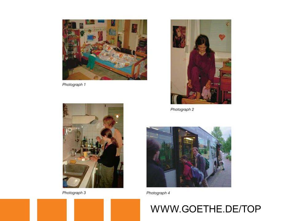 WWW.GOETHE.DE/TOP TRANSPARENCY 7: PHOTO FILE ON ANNIA SCHÖNE