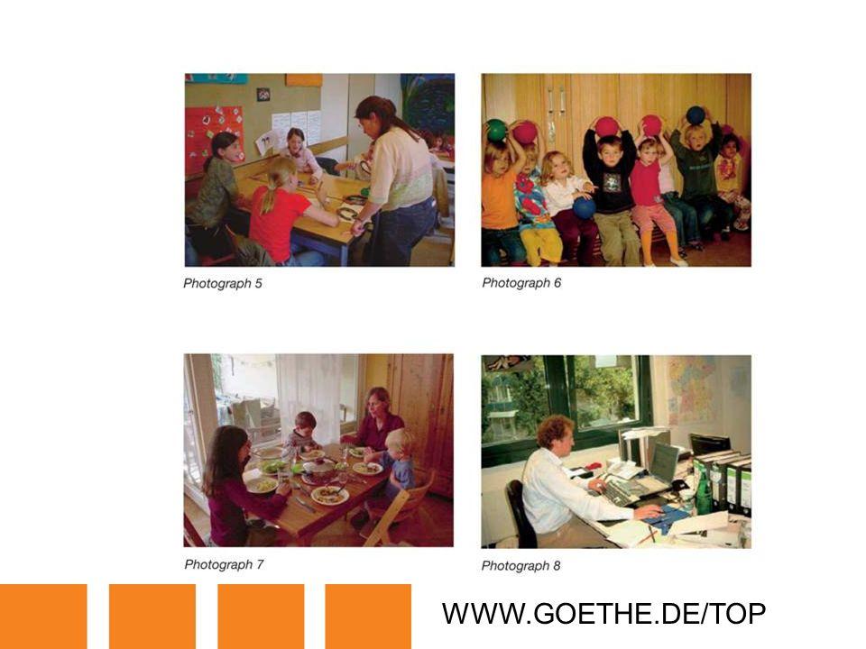 WWW.GOETHE.DE/TOP TRANSPARENCY 7A: PHOTO FILE ON ANNIA SCHÖNE
