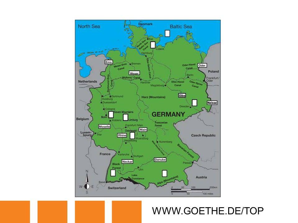 WWW.GOETHE.DE/TOP TRANSPARENCY 5A: LETS LEARN GERMAN