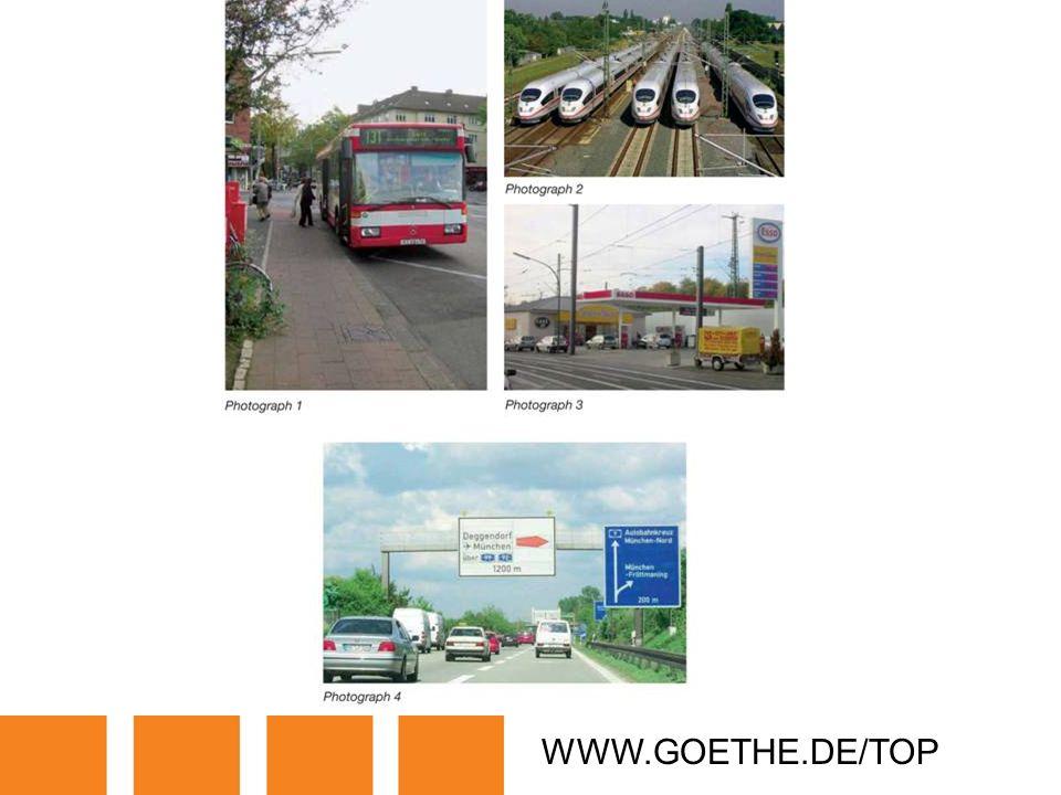 WWW.GOETHE.DE/TOP TRANSPARENCY 12: TRANSPORTATION, WHAT AM I?