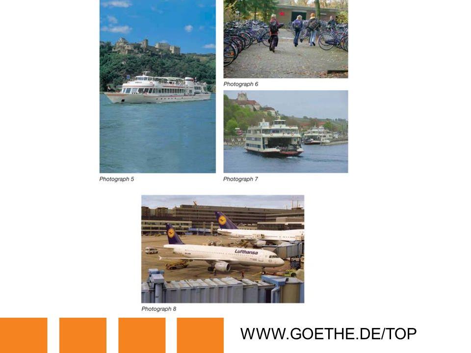 WWW.GOETHE.DE/TOP TRANSPARENCY 12A: TRANSPORTATION, WHAT AM I