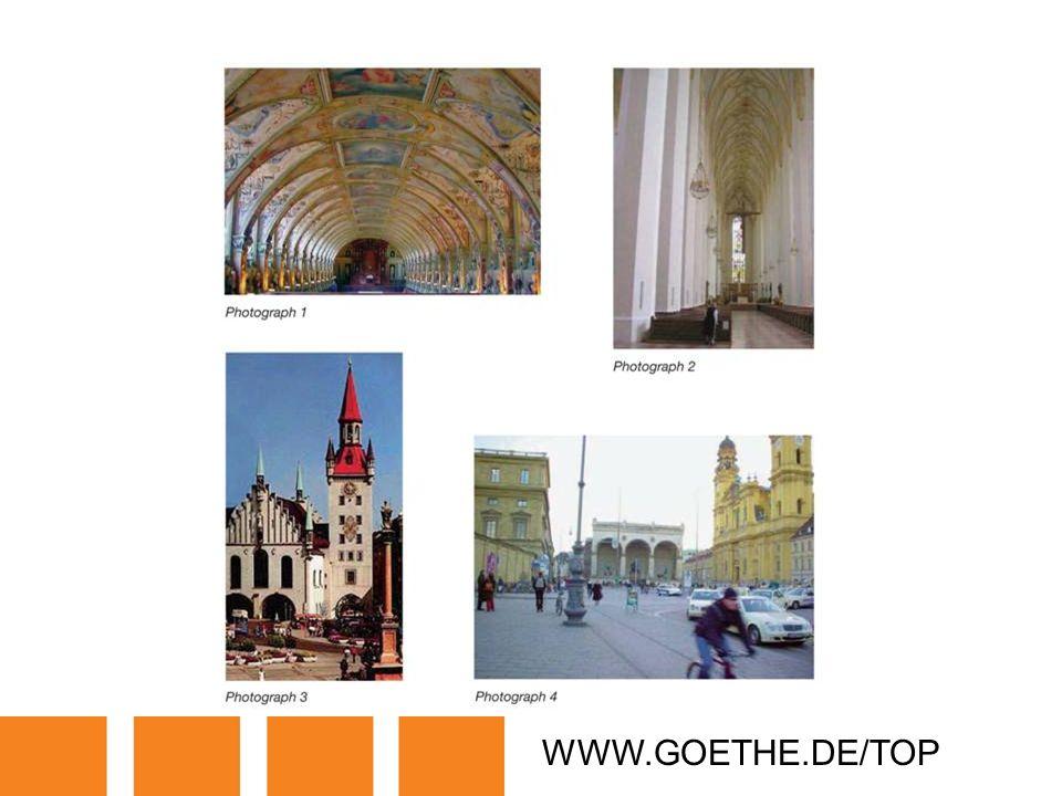 WWW.GOETHE.DE/TOP TRANSPARENCY 14: MUNICH