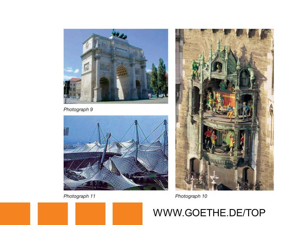 WWW.GOETHE.DE/TOP TRANSPARENCY 14B: MUNICH