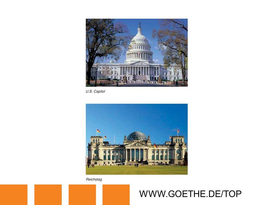 WWW.GOETHE.DE/TOP TRANSPARENCY 17: PUBLIC BUILDINGS