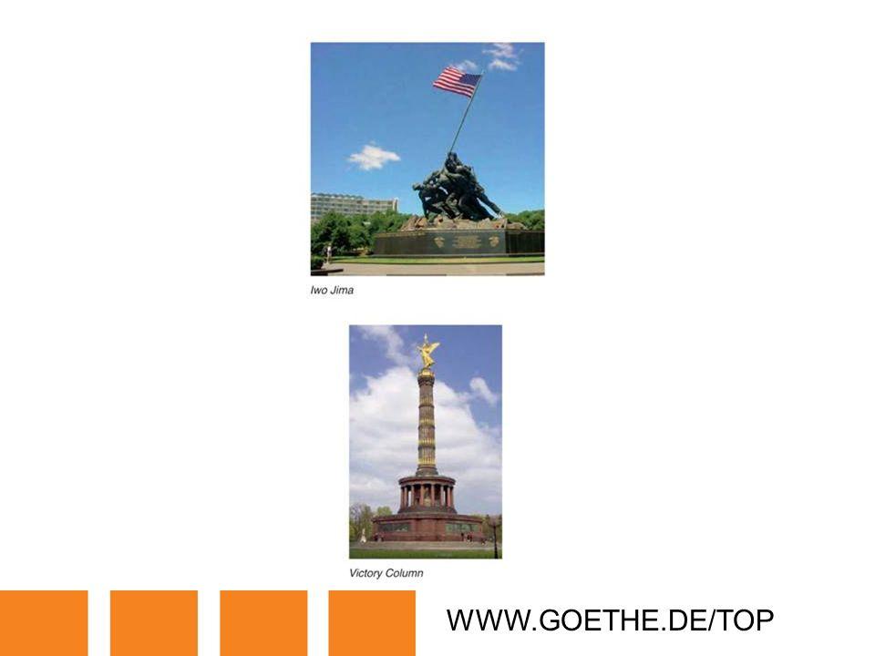 WWW.GOETHE.DE/TOP TRANSPARENCY 17B: PUBLIC BUILDINGS