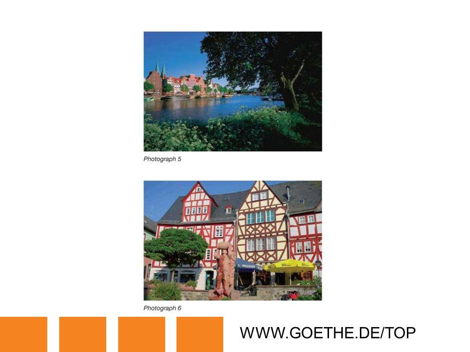 WWW.GOETHE.DE/TOP TRANSPARENCY 14A: MUNICH