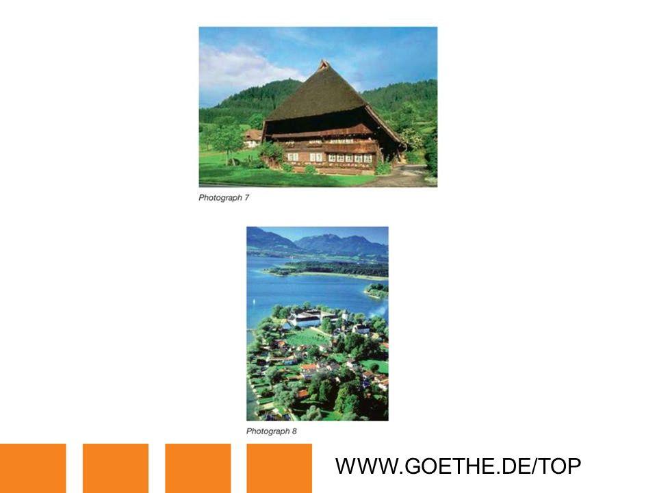 WWW.GOETHE.DE/TOP TRANSPARENCY 5E: LETS LEARN GERMAN