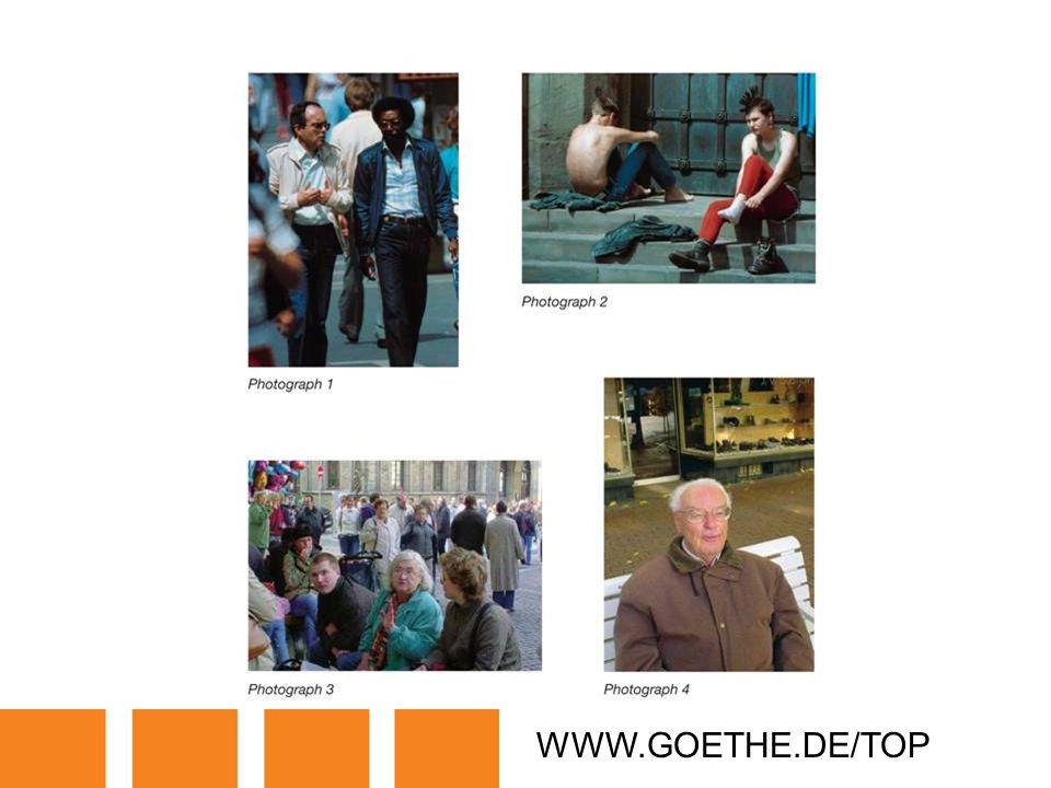 WWW.GOETHE.DE/TOP TRANSPARENCY 3: PEOPLE