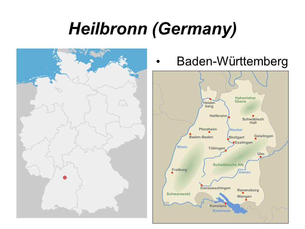 Heilbronn (Germany) Baden-Württemberg