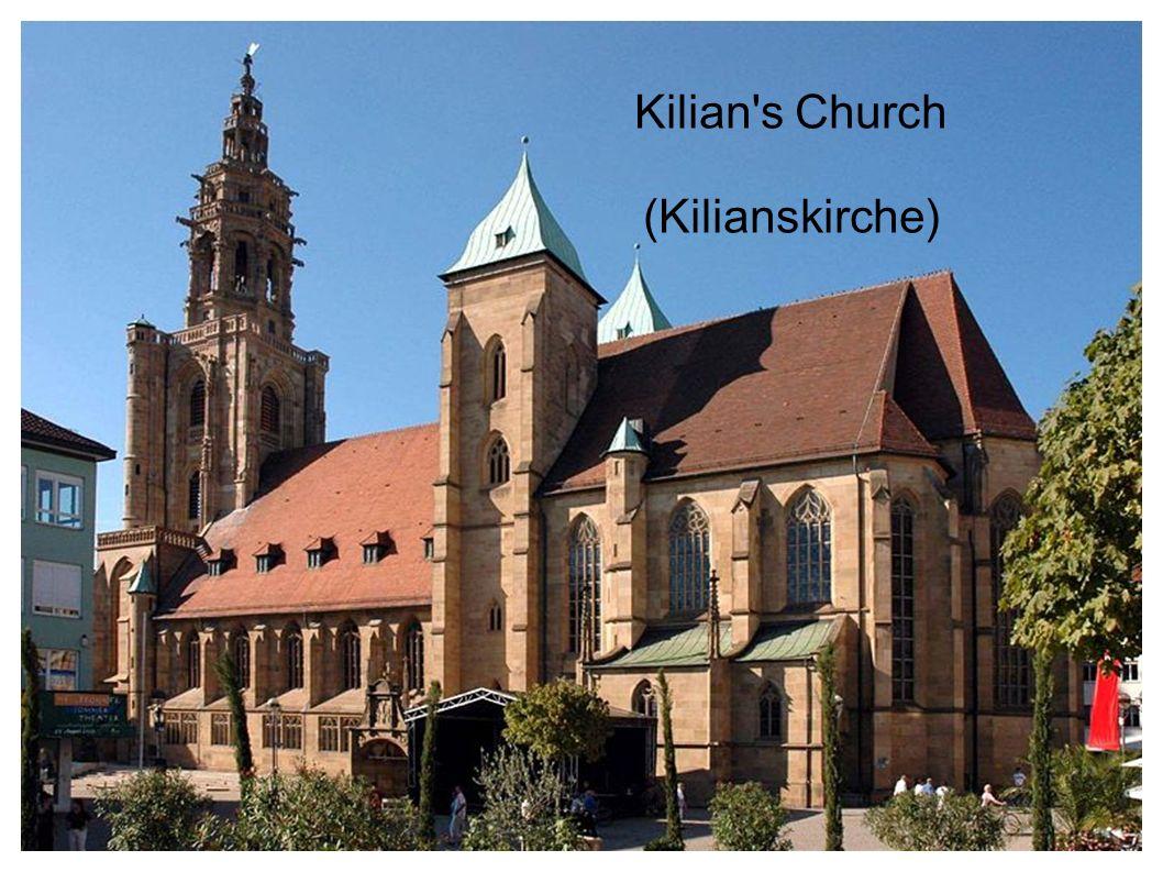 Kilian s Church (Kilianskirche)