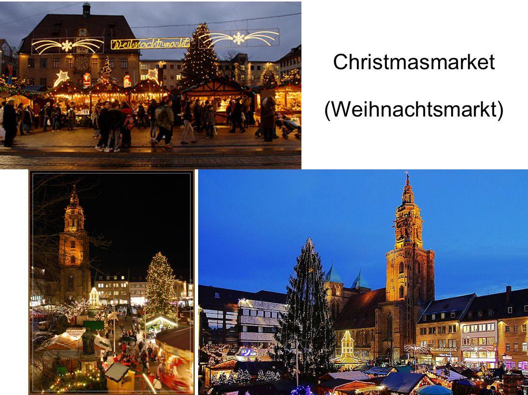 Christmasmarket (Weihnachtsmarkt)