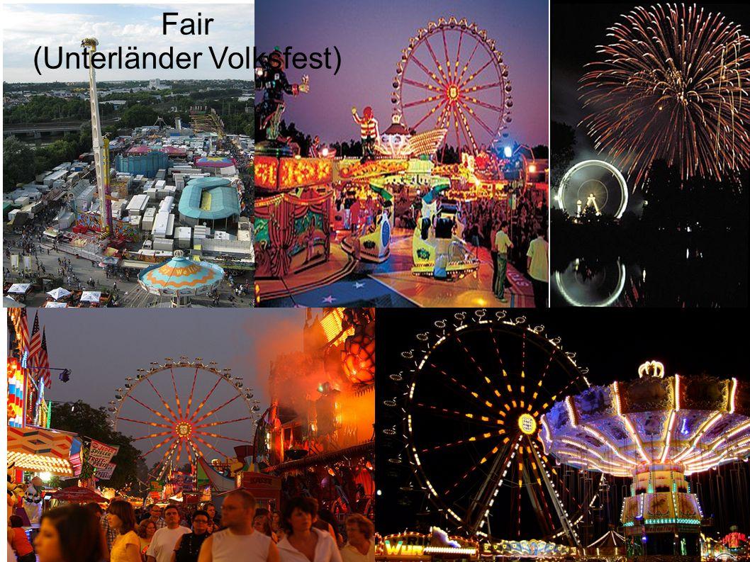 Fair (Unterländer Volksfest)