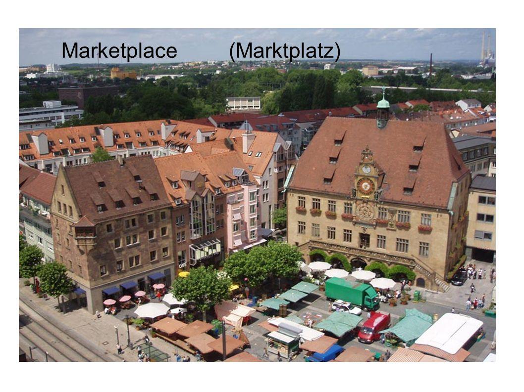 Marketplace (Marktplatz)