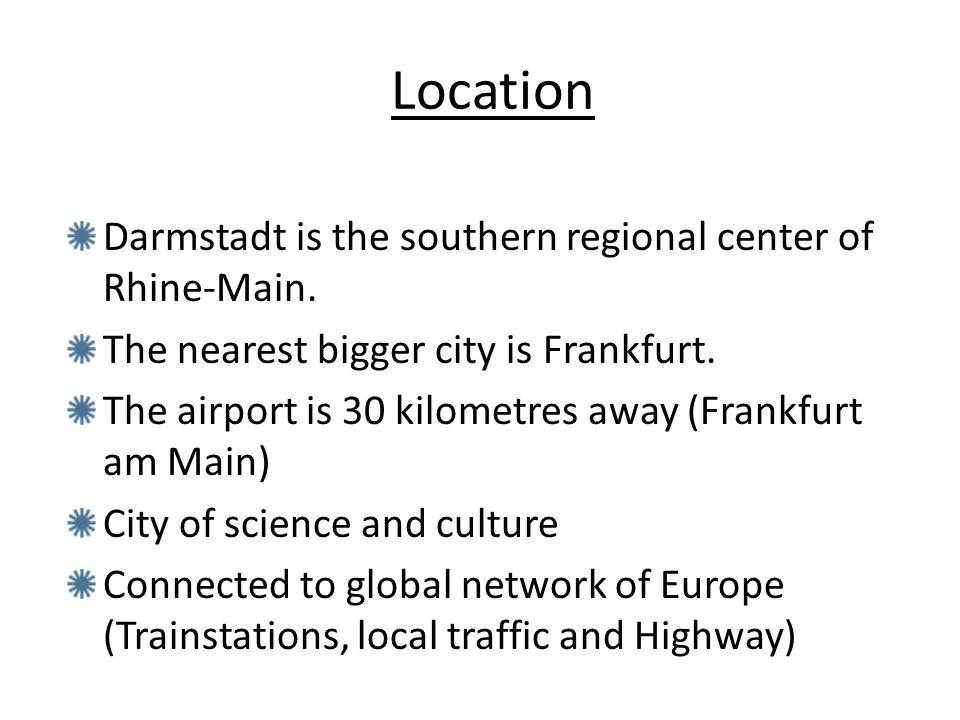 Nationalities Darmstadt