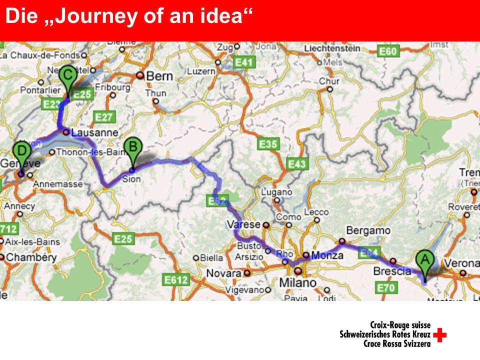 Die Journey of an idea