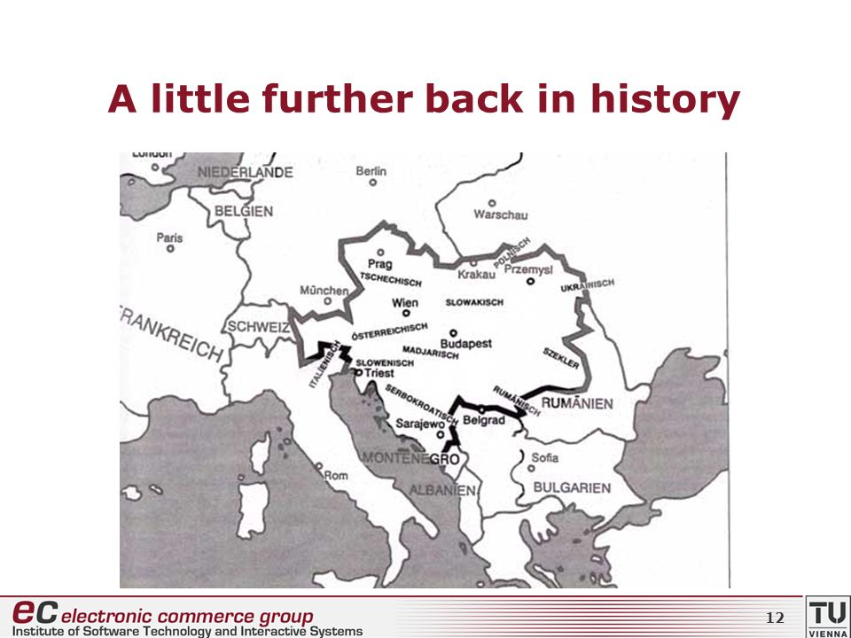A little further back in history 12