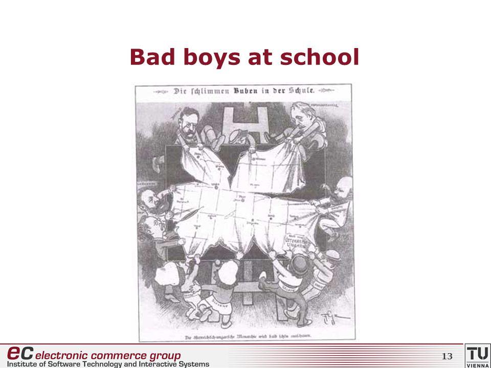 Bad boys at school 13