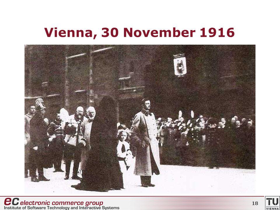 Vienna, 30 November 1916 18