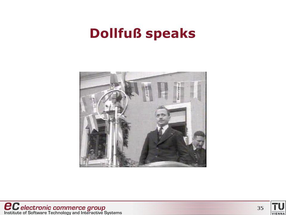 Dollfuß speaks 35