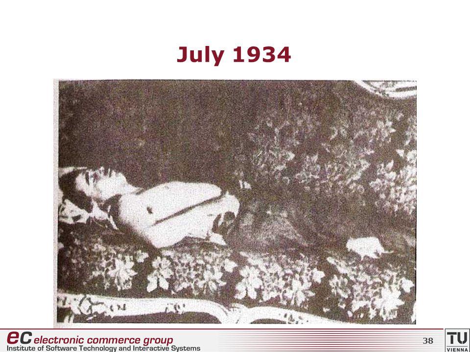 July 1934 38