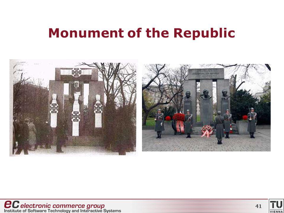 Monument of the Republic 41