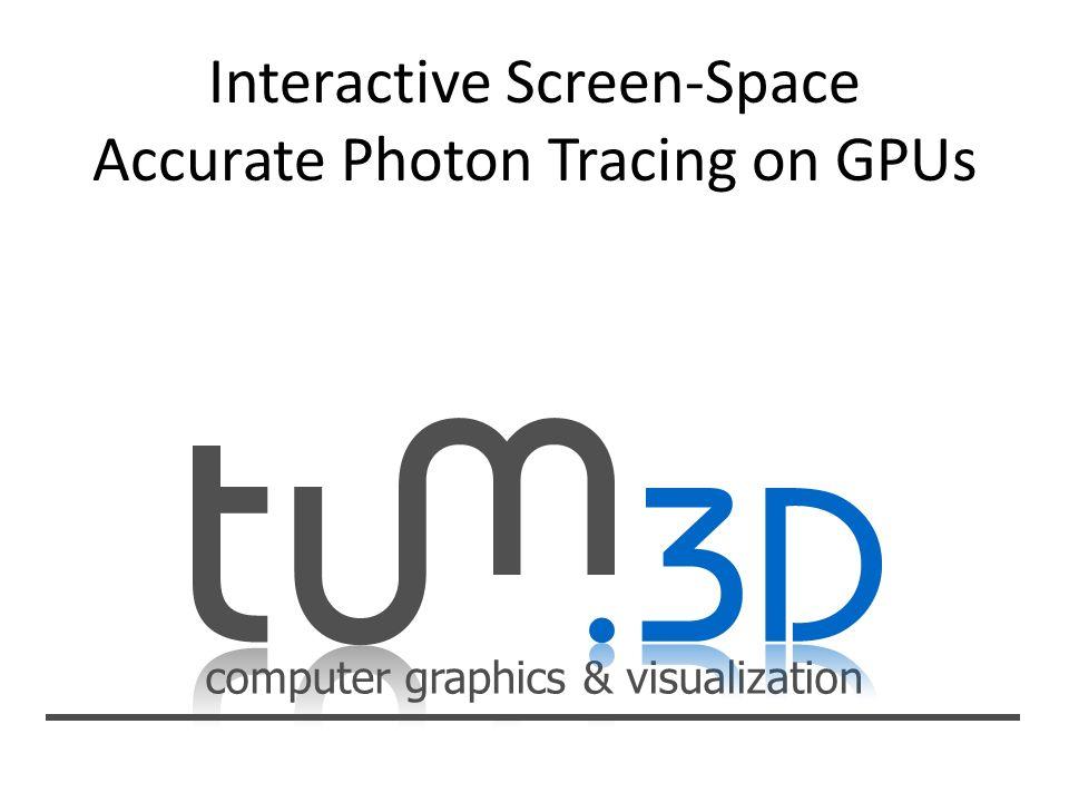 computer graphics & visualization