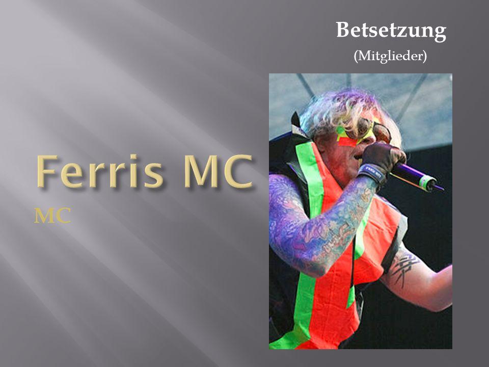MC Betsetzung (Mitglieder)