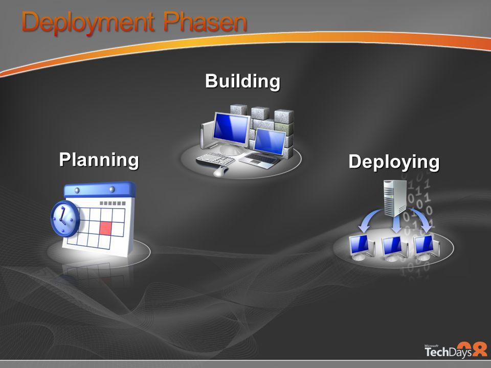 Building Planning Deploying Deploying