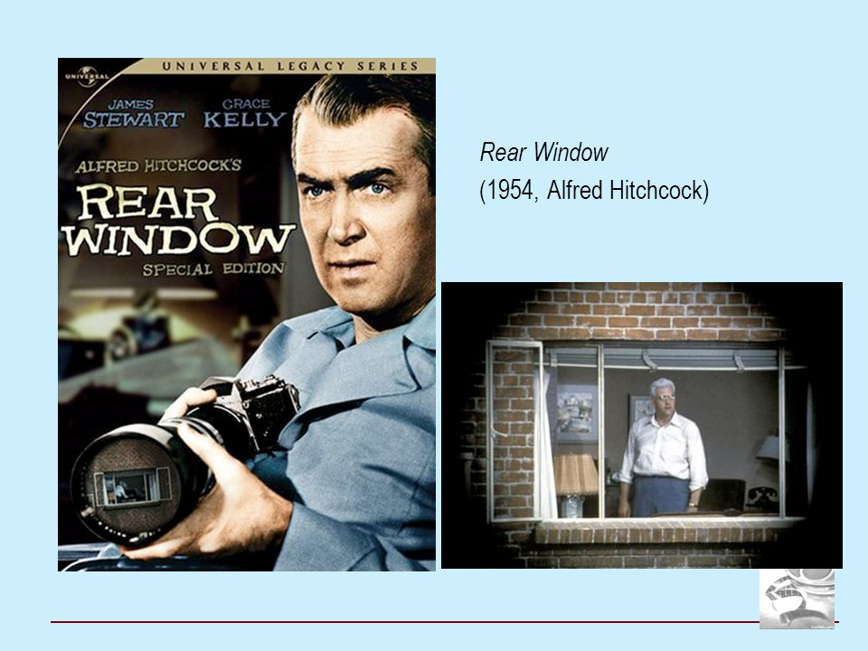 Rear Window (1954, Alfred Hitchcock)