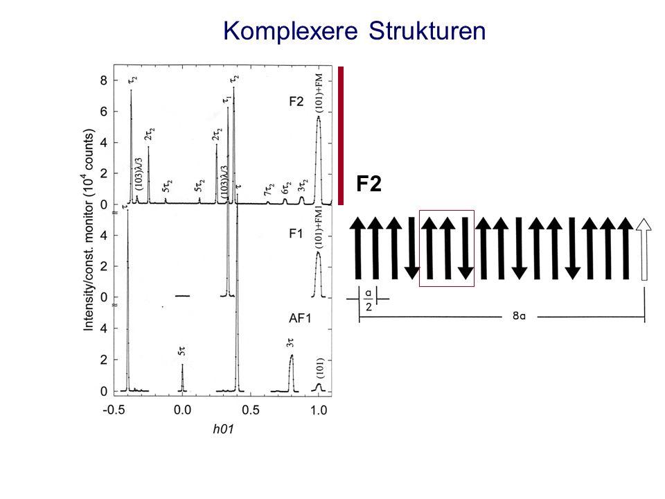 Komplexere Strukturen F2