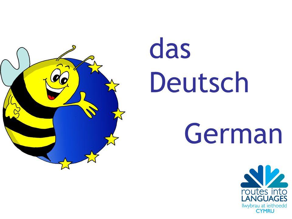 das Deutsch German