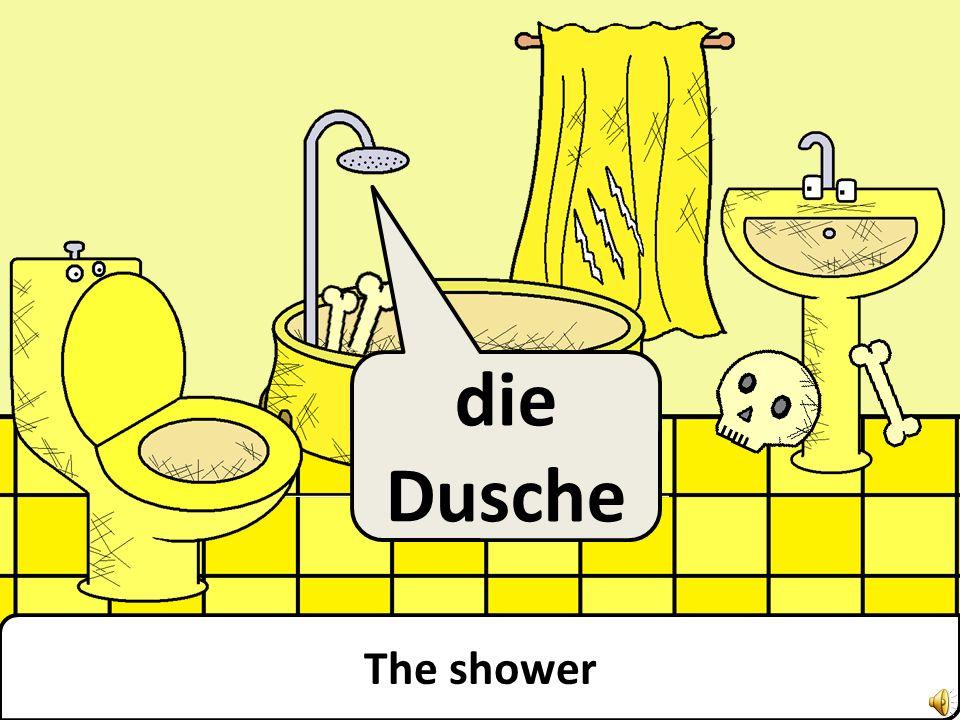 The sink das Waschbecken