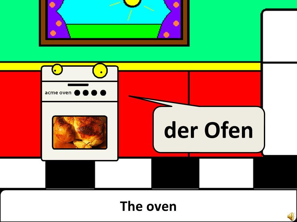 The freezer der Tiefkühlschrank
