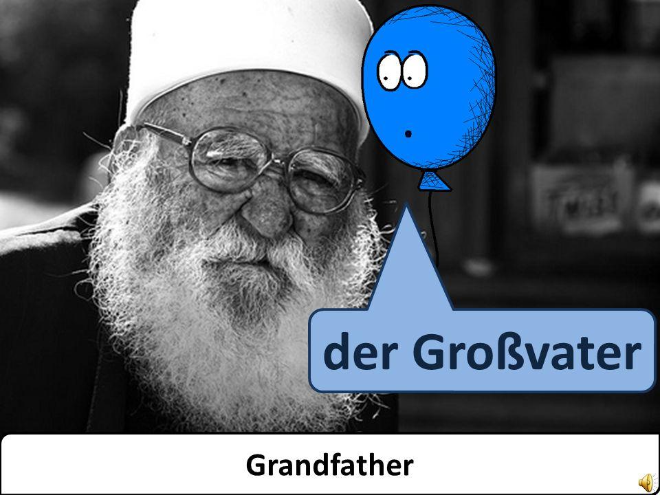 die Großmutter Grandmother